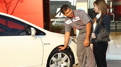 Free Tyre Safety & Auto-care Checks
